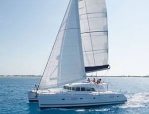 Lagoon 500 Catamaran 